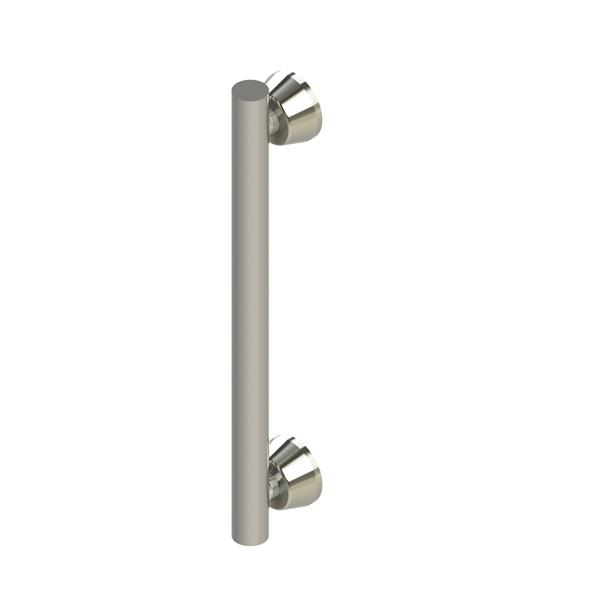 Invisia Collection 18-in Brushed Stainless Linear Bar