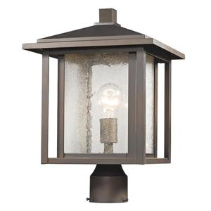 Z-Lite Aspen 1 Light Outdoor Post Mount Fixture