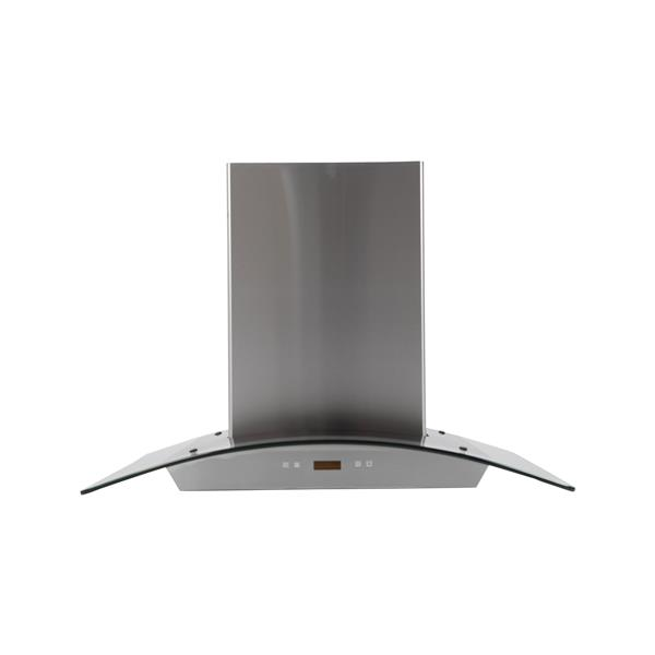 Maxair 30-in Wall-Mounted Range Hood (Stainless Steel)