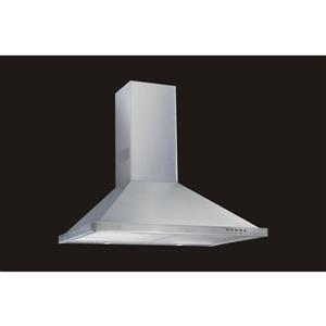 Maxair 30-in Stainless Steel Chimney Wall Hood