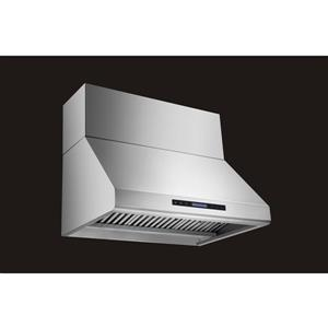 Maxair 36-in Stainless Steel Undermount Hood