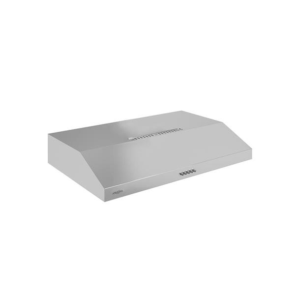 Ancona 30-in Undercabinet Range Hood (Stainless Steel)