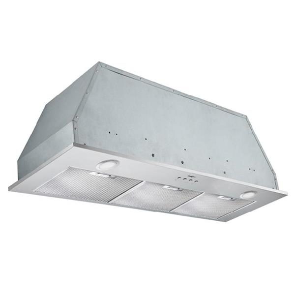 Ancona 36-in Undercabinet Range Hood (Stainless Steel)