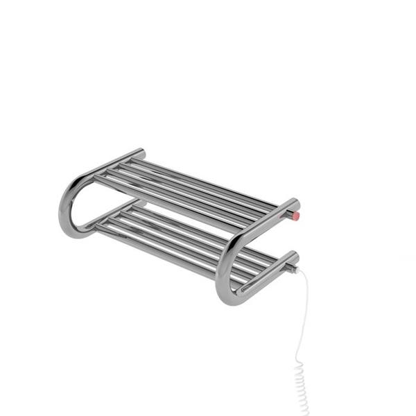 Ancona Essentia Stainless Steel 8-Bar Shelf Towel Warmer