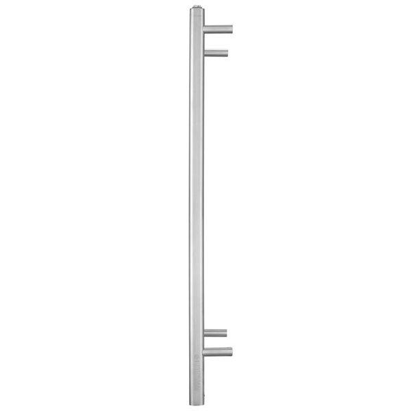 Porte-serviette chauffant Prima Dual XL, 12 barres, inox