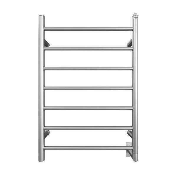 Ancona Comfort Stainless Steel 7-Bar Towel Warmer and Drying Rack