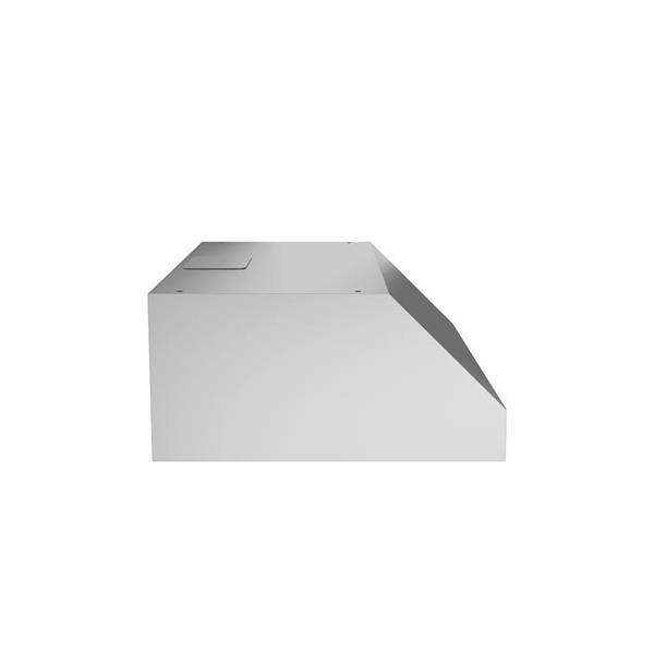 Ancona 36-in Stainless Steel Undercabinet Range Hood