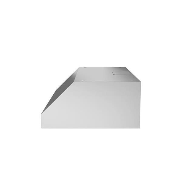 Ancona 36-in Undercabinet Range Hood (Stainless Steel)