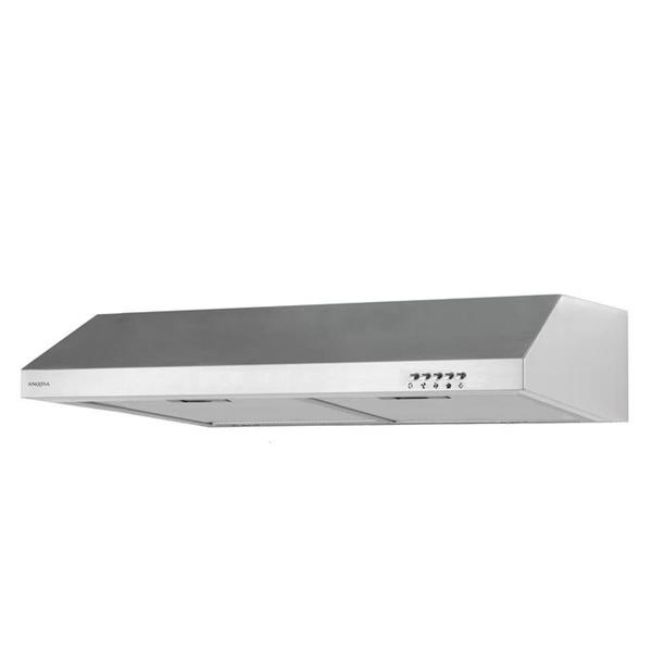 Ancona 30-in Stainless Steel Ducted Undercabinet Range Hood