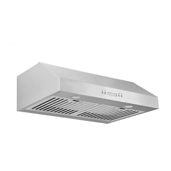 Ancona 30-in Undercabinet Range Hood (Stainless Steel)