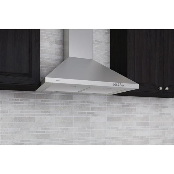 Ancona WPD430 30-in Stainless Steel Wall-Mounted Range Hood