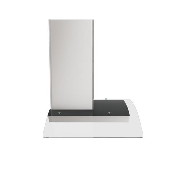 Ancona GCP430 30-in Stainless Steel Wall-Mounted Glass Range Hood