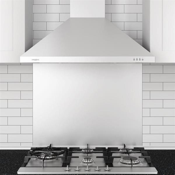 Ancona WPP430 30-in Stainless Steel Wall-Mounted Range Hood