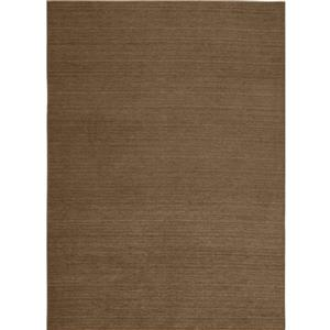 Ruggable Chenille 5-ft x 7-ft Tobacco Area Rug