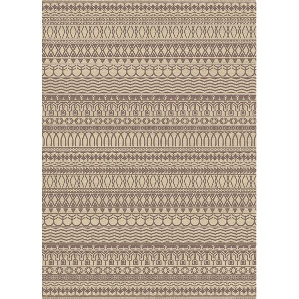 Ruggable Cadiz 5-ft x 7-ft Natural Indoor/Outdoor Area Rug