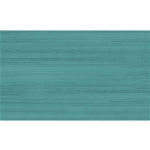 Ruggable Soild Textured 3-ft x 5-ft Ocean Blue Area Rug