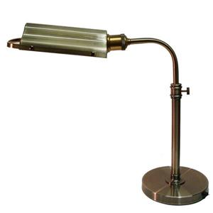 "Lampe de table, 23"", Laiton"