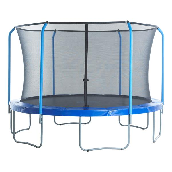 Upper Bounce 12-ft 6 Pole Trampoline Replacement Round Enclosure Net