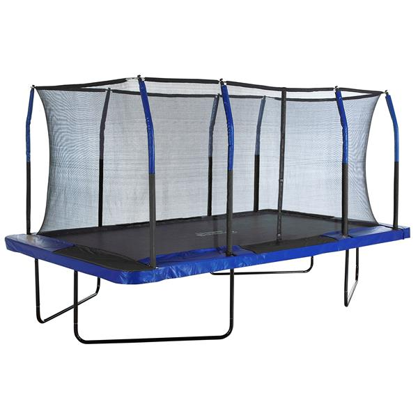 Trampoline rectangulaire Mega Upper Bounce(MD), 8 'X 14'