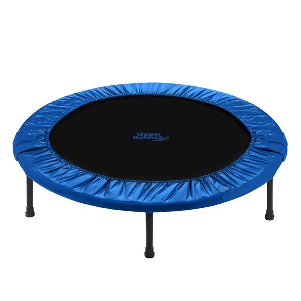 Upper Bounce 44-in Mini Foldable Rebounder Fitness Trampoline