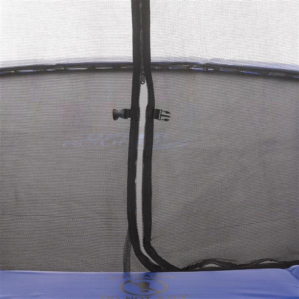 Trampoline avec système à anneau supérieur Skytric, 8'