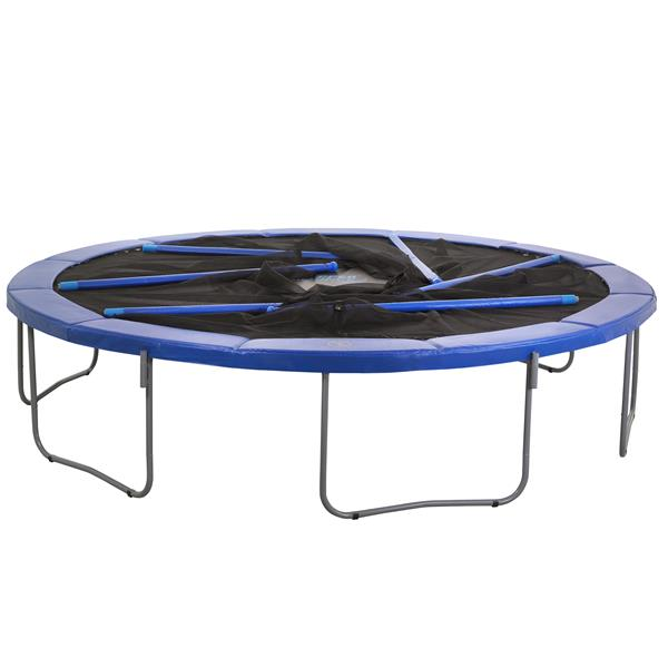 Upper Bounce 12-ft Trampoline and Enclosure Set