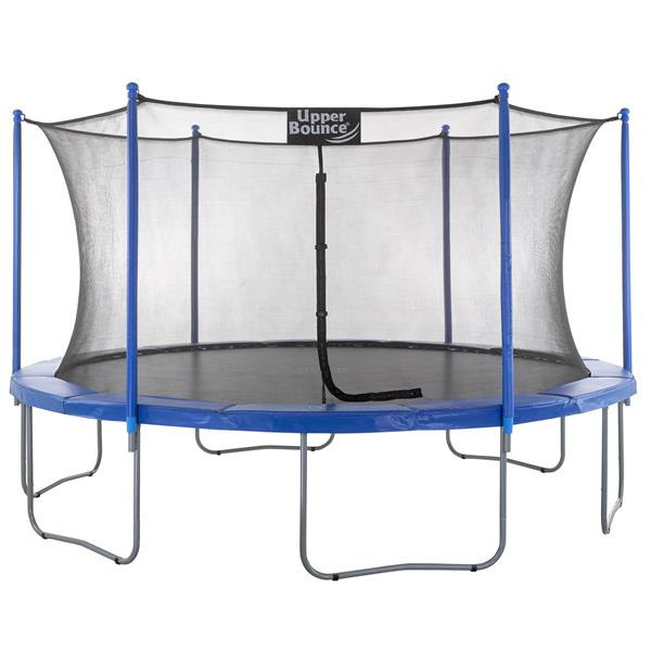 Upper Bounce 15-ft Trampoline and Enclosure Set
