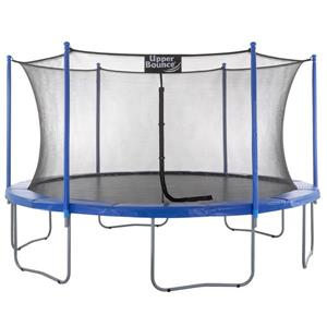 Upper Bounce 14-ft Trampoline and Enclosure Set