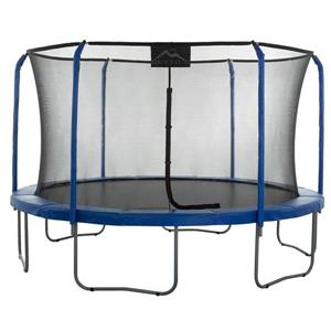 Upper Bounce 15-ft Skytric Trampoline with Top Ring Enclosure System