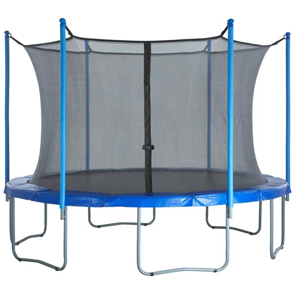Upper Bounce 8-ft 6 Pole Trampoline Replacement Round Enclosure Net