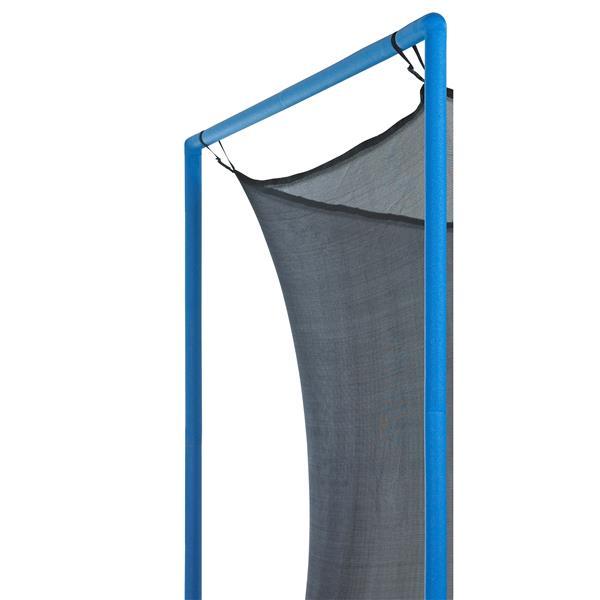 Clôture ronde de remplacement de trampoline, 14', 6 poles