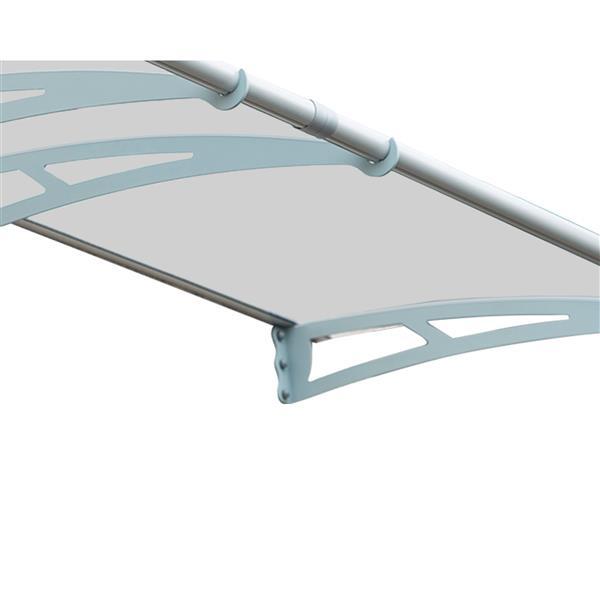 "Palram Aquila 1500 Door and Windows Cover - 59"" x 36"""