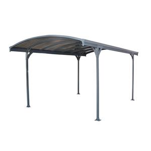 Vitoria Carport - Grey