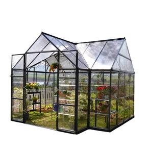 Chalet  Greenhouse - Grey