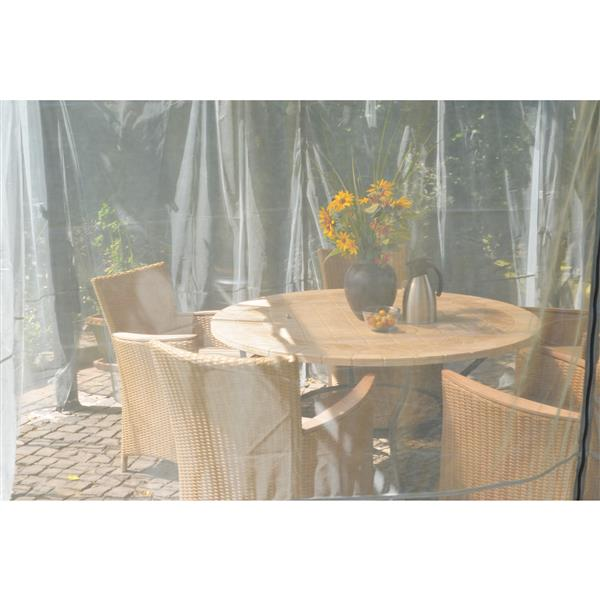 Palram Mosquito Netting for Palermo Gazebo