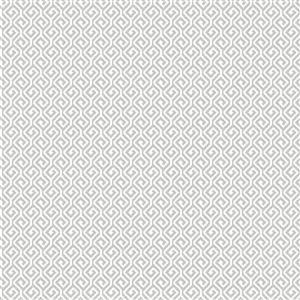 Papier peint « Sete Greek », gris