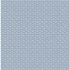 Papier peint « Sete Greek », bleu