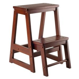 Escabeau-tabouret double, 15