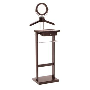 Winsome Wood Alfred Valet 55-in Espresso Wood Stand