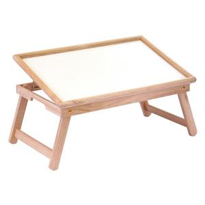 Winsome Wood ventura Breakfast Bed Tray 24.6-in Wood Natural