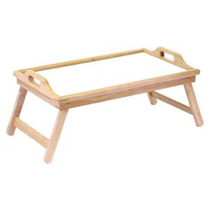 Winsome Wood Sherwood Breakfast Bed Tray 24.37-in Wood Natural