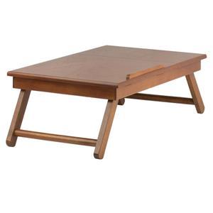 Winsome Wood Anderson Teak Wood Lap Desk
