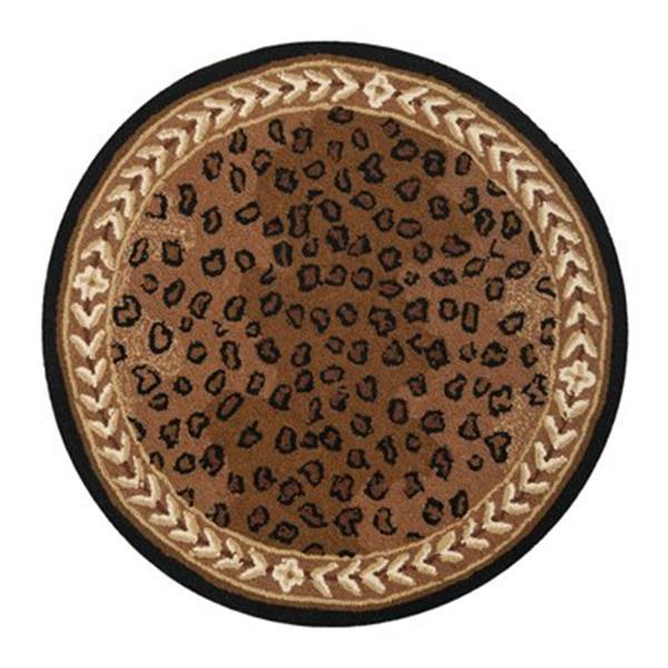 Safavieh Chelsea Leopard Print Area Rug,HK15A-7R