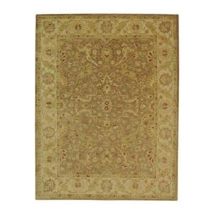 Safavieh Antiquity Brown and Gold Area Rug,AT311A-5