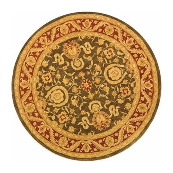 Safavieh AN548B Anatolia Area Rug, Charcoal,AN548B-6R