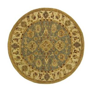Safavieh AN547A Anatolia Area Rug, Blue,AN547A-6R