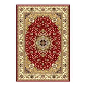 Safavieh LNH329C Lyndhurst Area Rug, Red,LNH329C-8SQ