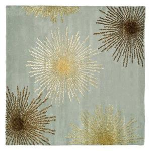 Safavieh SOH712C Soho Area Rug, Light Blue,SOH712C-6SQ