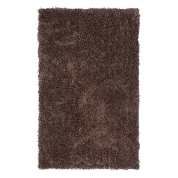 Safavieh Shag Chocolate Area Rug,SG240E-5