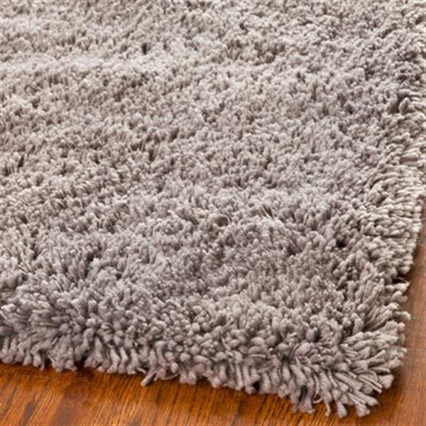 Safavieh Shag Grey Area Rug,SG240G-7SQ